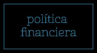 política--financiera